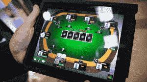 Poker online Platform Ipad